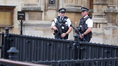 Photo of לונדון: פיגוע סכין במסגד, אחד נעצר