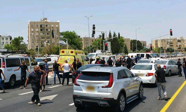 Photo of שלושה גברים נהרגו בירי בהפעלה בלוד