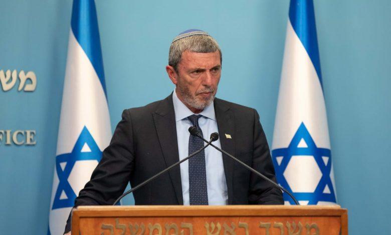 Photo of לא זכינו לקבל חלקים מהתכנית של טראמפ, אומר שר ישראל