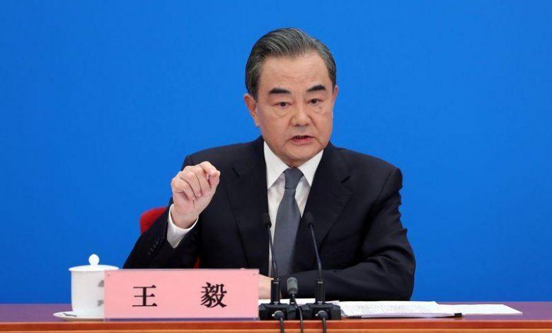 """Photo of דיפלומט בכיר בסין קורא """"אנרגיה חיובית"""" בקשרים עם ארצות הברית"""