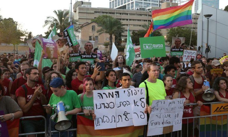 Photo of הפרלמנט הישראלי אוסר על LGBTQ & # 039; טיפול המרה & # 039; בהצבעה ראשונית, תוך סיכון למשבר הקואליציוני
