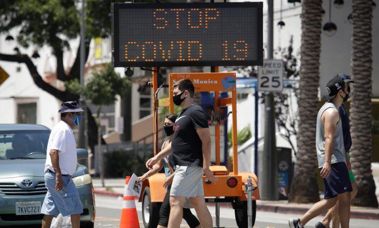 Photo of עדכוני Coronavirus בשידור חי: קליפורניה ליותר מבדיקות כפולות; לואי פינוי מסובך על ידי COVID; 1 מיליון תביעות אבטלה נוספות?