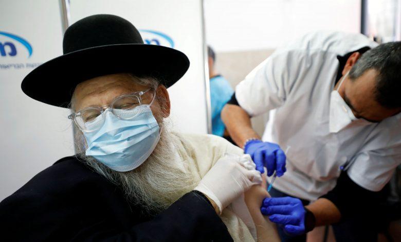 "Photo of ישראל אומרת שהיא מחוסנת 7% מאוכלוסייתה נגד קוביד, היא פחות מ -1% בארה""ב."