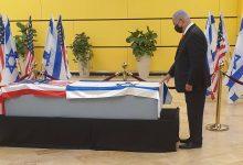 Photo of הארון של שלדון אדלסון מגיע לישראל להלוויה של יום שישי