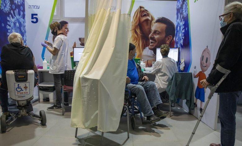 Photo of ישראל מרחיבה את תכנית החיסונים כך שתכלול אנשים בני 35 ומעלה
