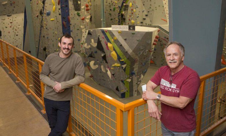 "Photo of מכון הכושר בנד רוק זוכה בפרסים יוקרתיים מטפסים בארה""ב"