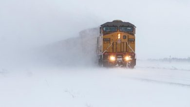 "Photo of ארה""ב: חיים עם מזג אוויר קיצוני"