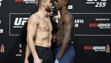 Photo of בלוג UFC 259 בשידור חי: עדכונים בזמן אמת מליל הקרב של ישראל אדסניה מול יאן בלכוביץ '