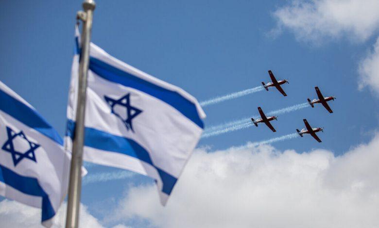 Photo of ישראל לחגוג את יום העצמאות בתנוחת חיל האוויר