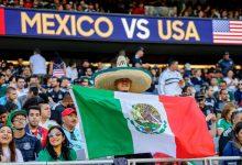 "Photo of פיפ""א בודקת מזמורים נגד הומואים במקסיקו במשחק בארה""ב"