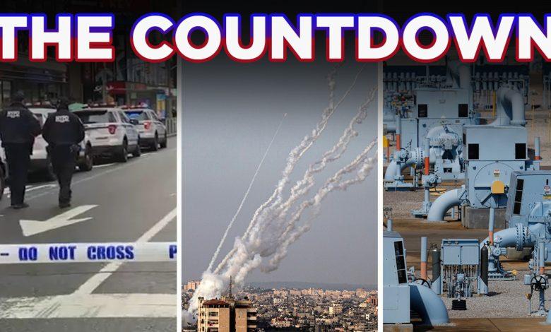 Photo of הספירה לאחור: ירי טיימס סקוור, צינור קולוניאלי, תקיפות אוויריות של ישראל