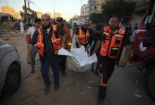 Photo of האחרונה: משפחות עזה בורחות מהפצצה ישראלית עזה