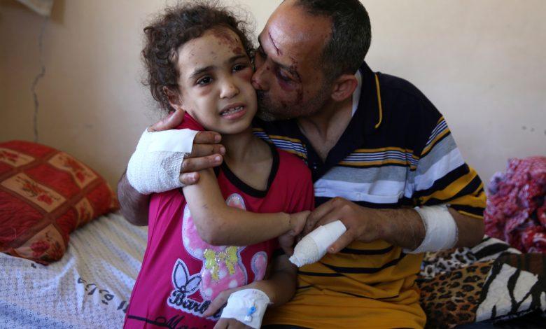 Photo of 'התעוררו בצרחות': ילדי עזה בטראומה ממלחמת ישראל