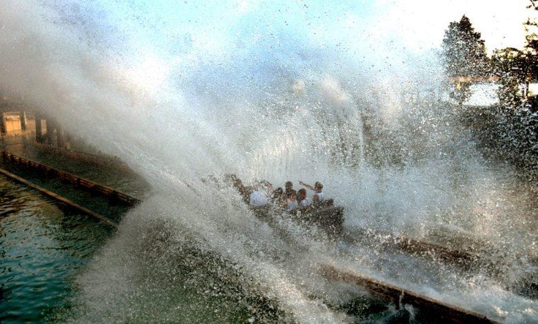 "Photo of פארק אגם קאנובי, סטורילנד, פונטאון Splashtown ארה""ב הכל נפתח מחדש בסוף השבוע הזה"