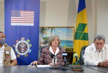 "Photo of ארצות הברית מכריזה על חבילת סיוע בסך 3.8 מיליון דולר לסנט וינסנט שגרירות ארה""ב בברבדוס, במזרח הקריביים וב- OECS"