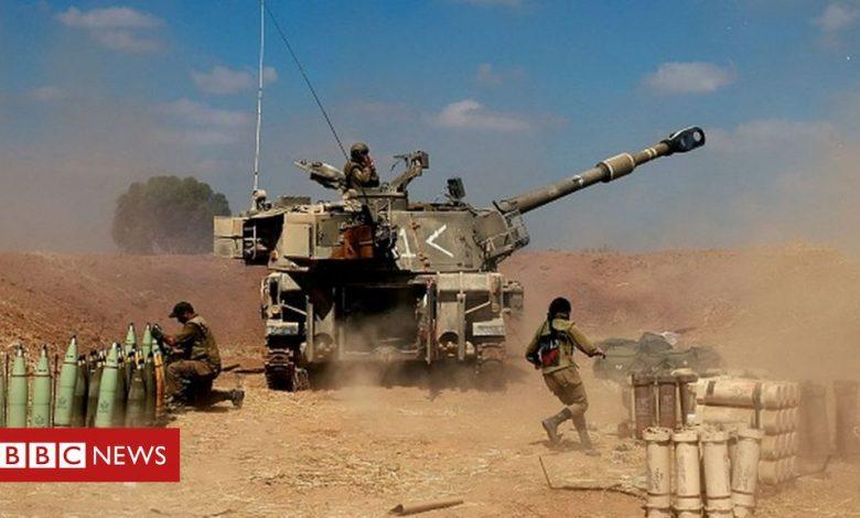 Photo of ישראל מחריפה את ההתקפות בעזה עם כניסת הסכסוך ליום החמישי
