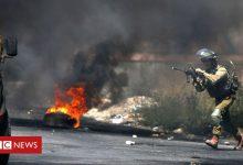 """Photo of אלימות ישראל בעזה: שליח ארה""""ב מגיע לשיחות הסלמה"""