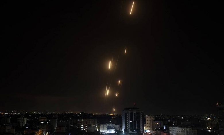 Photo of ישראל סוגרת את שדה התעופה בתל אביב לאחר ירי רקטות מעזה