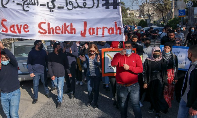 Photo of מדוע ישראל כל כך נואשת להשתיק את #SaveSheikhJarrah