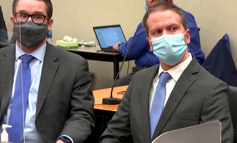 Photo of השופט לשעבר דרק שובין נידון בגין רצח ג'ורג 'פלויד