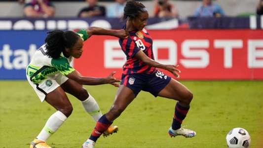 "Photo of ארה""ב 2-0 ניגריה: עיתונות וויליאמס מכניע סופר פלקונים מרשימים | Goal.com"