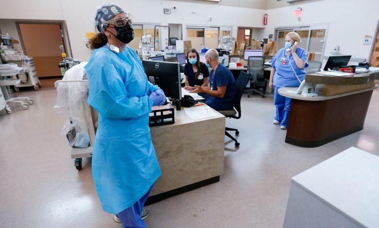 Photo of ארקנסו מובילה את האומה בשיעור המקרים של COVID-19 כאשר החיסונים מתעכבים המחקר מציג את היתרונות של הצילום השני: עדכונים חיים