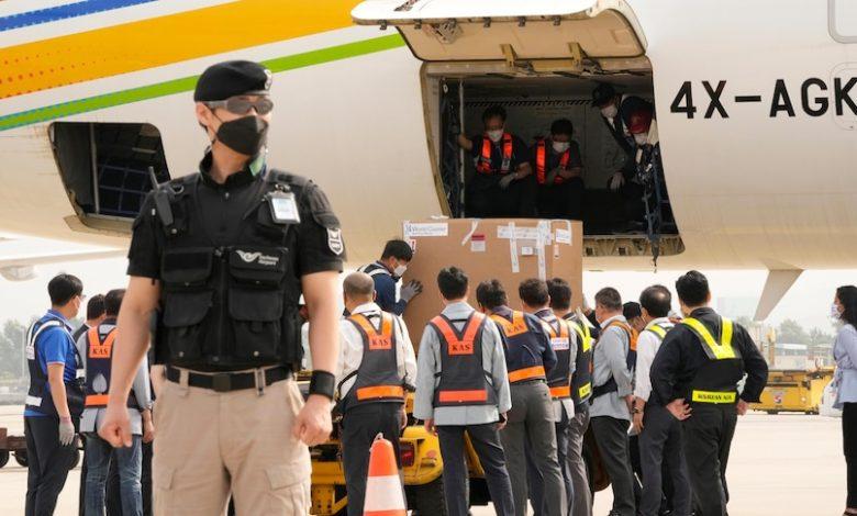 Photo of דרום קוריאה מקבלת 7,000 מנות פייזר מישראל בעסקת חילופי חיסונים