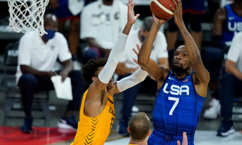 """Photo of אוהדי ה- NBA צולים את קבוצת ארה""""ב אחרי הפסד שני ברציפות בתערוכה"""