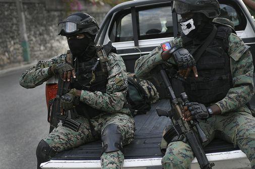 Photo of מדוע ארצות הברית צריכה להתערב בהאיטי – שוב – בוסטון גלוב
