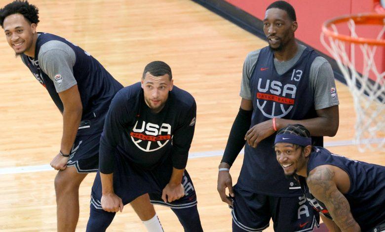 "Photo of איך לצפות בשוורים & # 039; זאק לאווין משחק בקבוצת הכדורסל של ארה""ב"