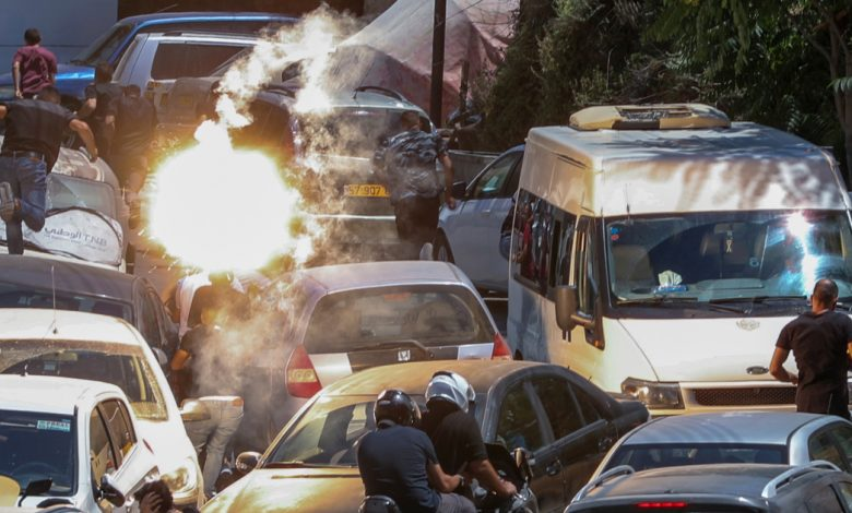 "Photo of פלסטינים מתריסים נגד ""קודמן לעקירות המוניות"""