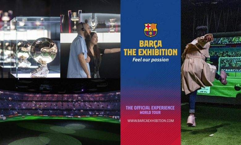 Photo of FC ברצלונה נוסע לישראל כדי לפתוח את התערוכה & # 039; בארסה & # 039; ובשביל האגדות קלאסיקו מול ריאל מדריד